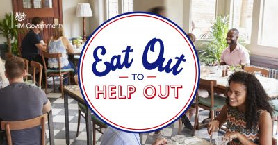 Eat out to help out - Magnolias restaurant