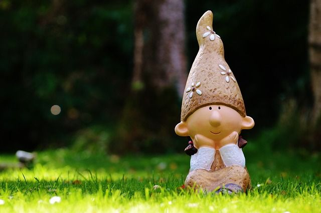 Garden Gnomes Are Becoming A Rare Species In British