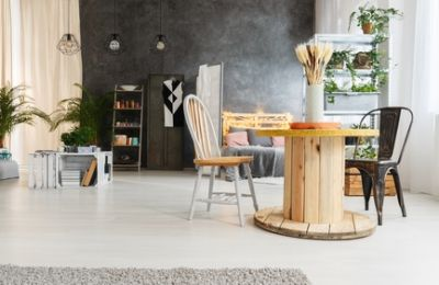 Home trends: sustainability in interior design