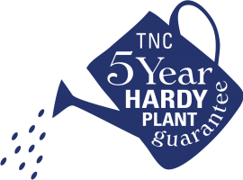5 Year hardy plant guarantee
